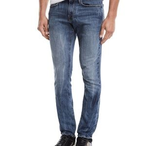 Frame Denim Mens L'Homme Straight Jeans 33 x 32
